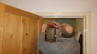 Richard door refit