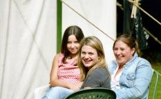 Louisa, Sarah Jane and another