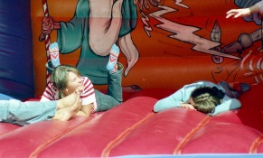 Bouncy Castle guests