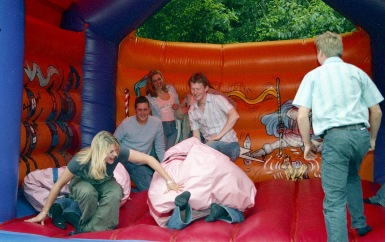 Louisa, Sam and others