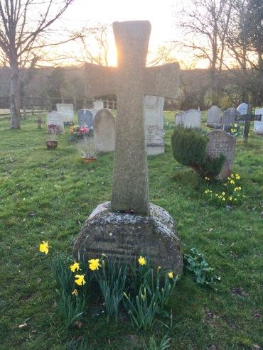 Conan Doyle grave