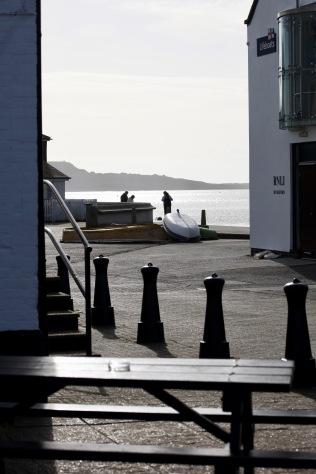 Quay scene