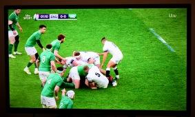 England v Ireland rugby