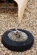 Tyre mooring ring
