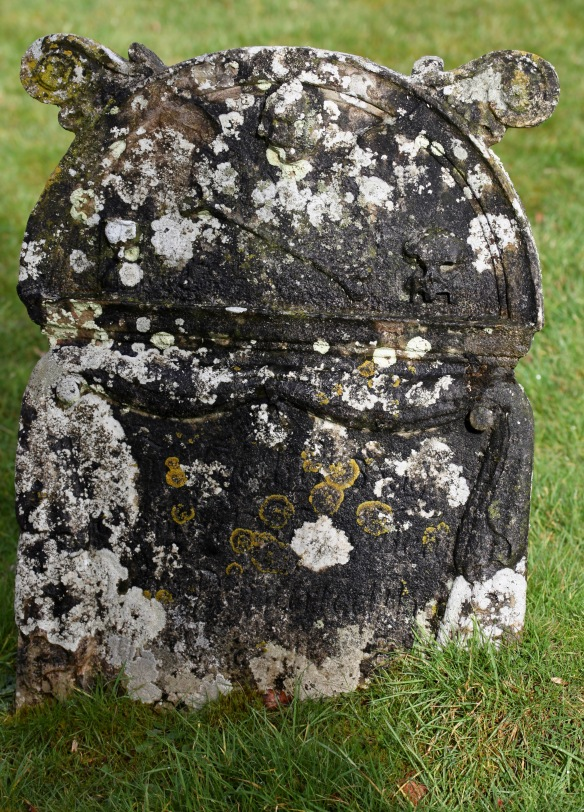 Grave of Edward Watts, St John the Baptist, Boldre