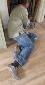 Richard fitting door hinge