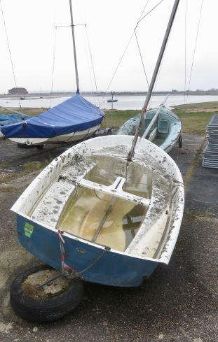 Boats landed