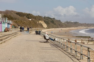 Promenade scene