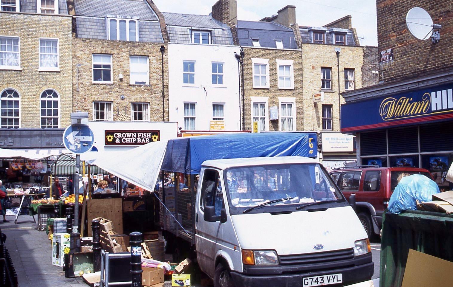 Leather Lane Market 6.05