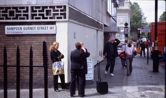 Hampden Gurney Street W1 7.05