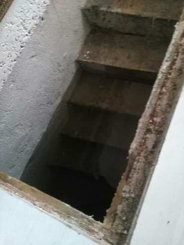 Cellar Flood 1