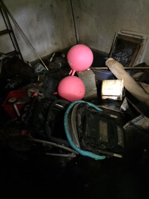 Cellar flood 3