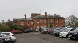 New Hall hospital