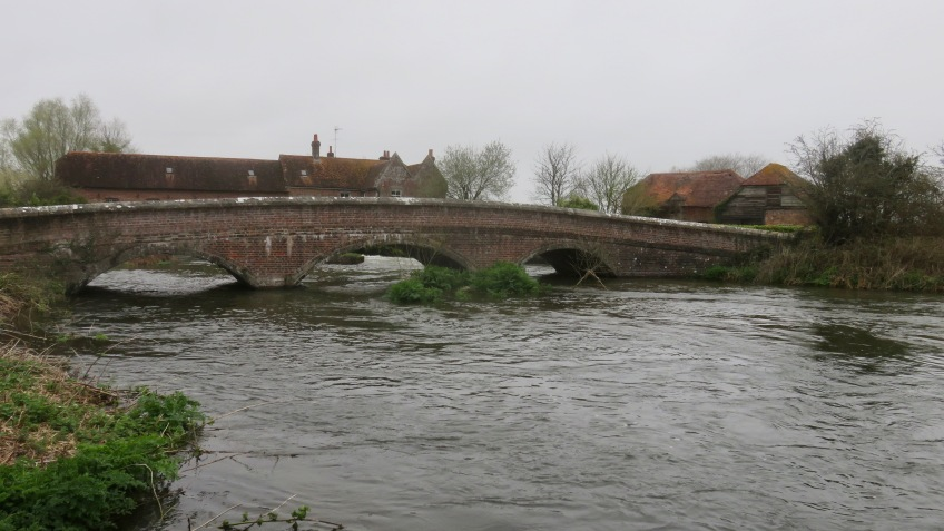 Bridge over River Avon