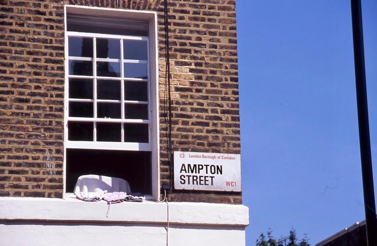 Ampton Street WC1 7.05