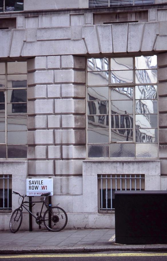 Savile Row W1 7.05