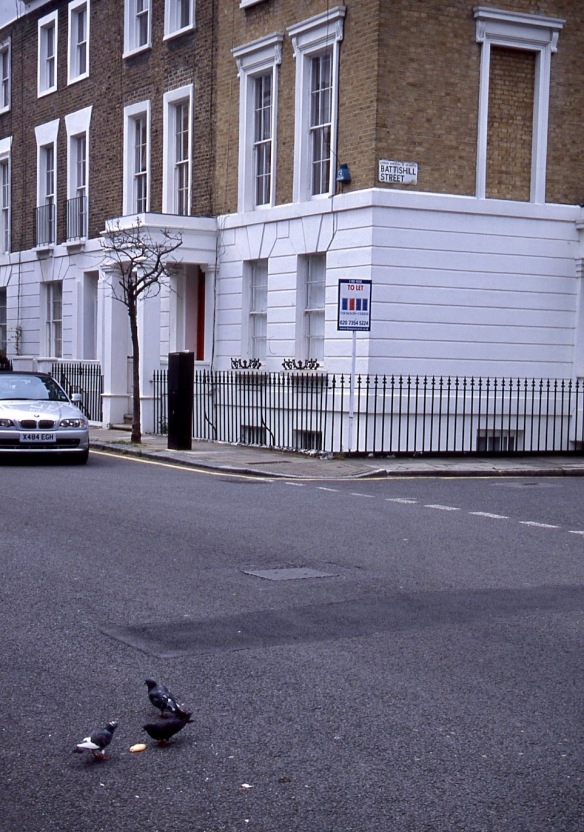 Battishill Street N1 7.05