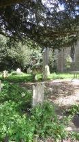 St Martin's churchyard
