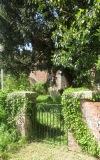 Gate to churchyard
