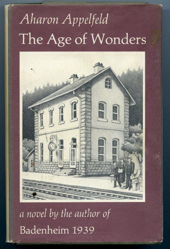 The Age of Wonders Jacket illustration