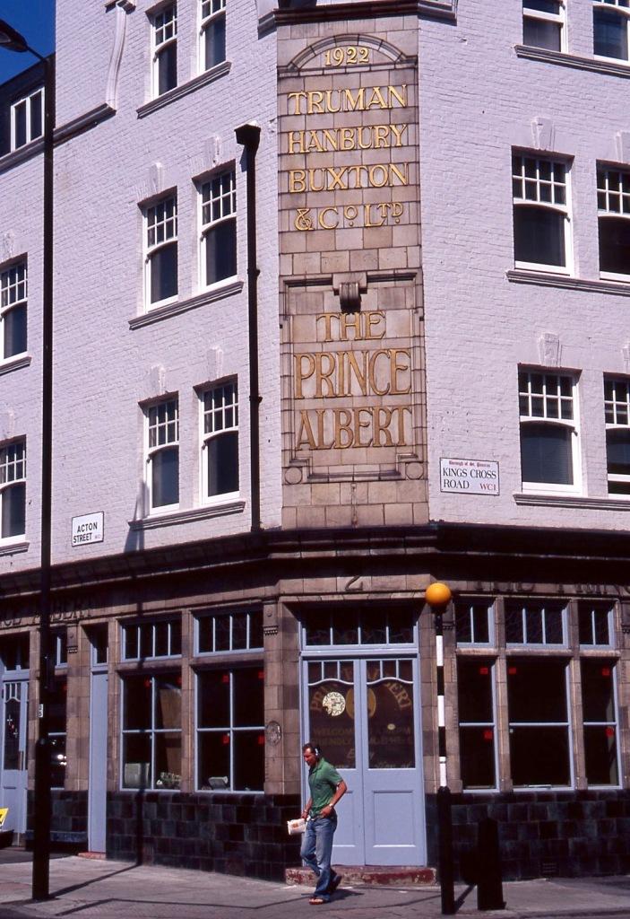 Acton Street/Kings Cross Road WC1 7.05