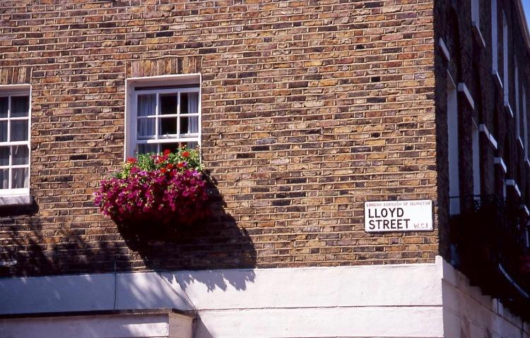 Lloyd Street WC1 7.05