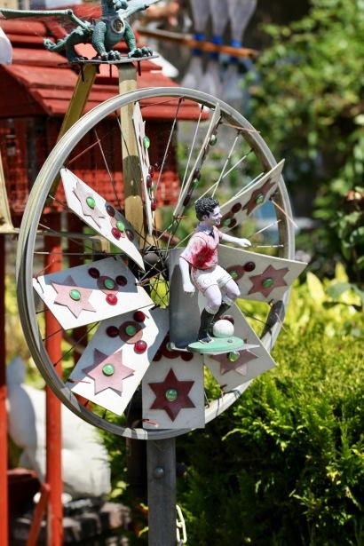 Feature in Garden of Delights