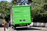 Connaught Windows van