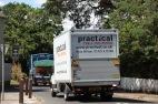 Practical Car & Van Rental van