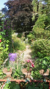 Phantom Path from Westbrook Arbour