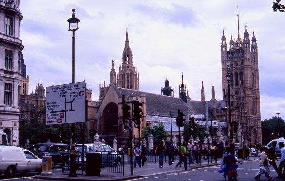 Parliament Street SW1 7.05