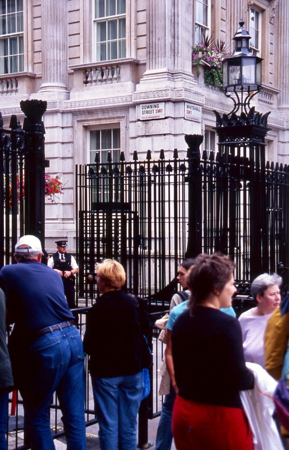 Downing Street/Whitehall SW1