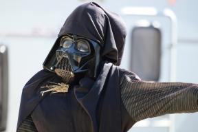 Darth Vader by Elizabeth