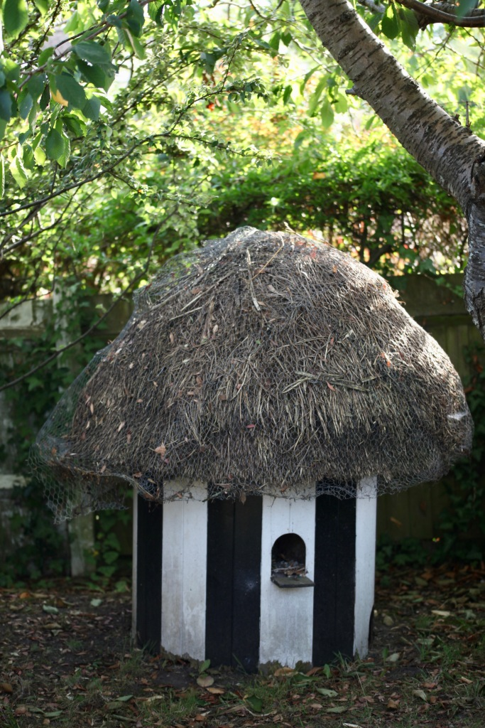 Little thatched house