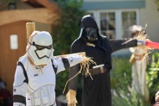 Scarecrows - Star Wars