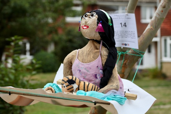 Scarecrow - Princess Jasmine