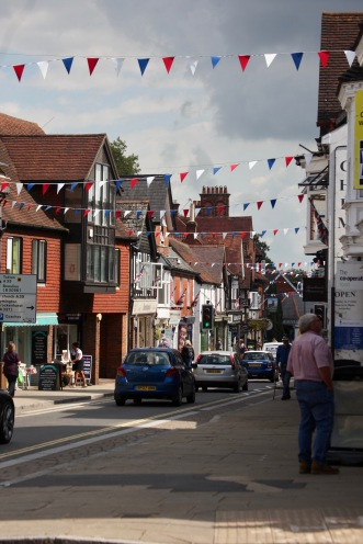 High Street, Lyndhurst