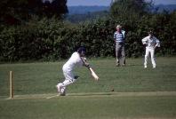 Oliver batting 8.07