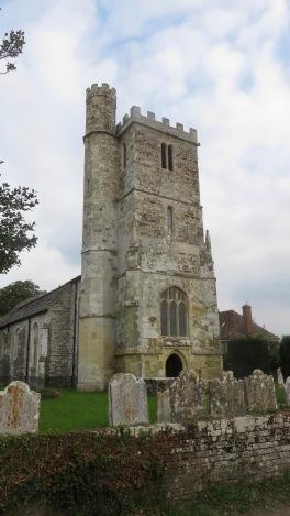 All Saints Church, Harbridge