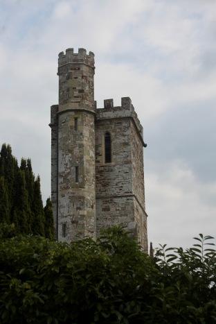 Church Tower, All Saints, Harbridge
