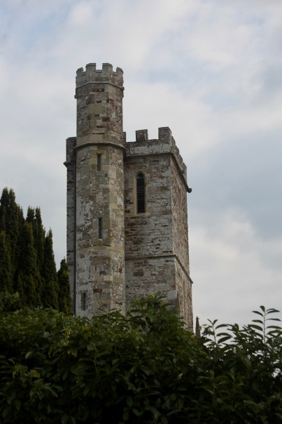 Church Tower, All Saints, Harbridge