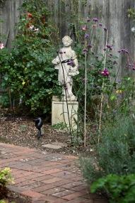 Rose Garden - Summer sculpture