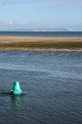 Buoy, Isle of Wight