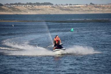Jet skier