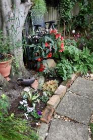 Bed beside Head Gardener's Walk