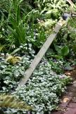 Fallen beam