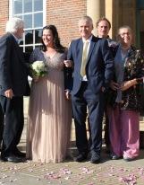 Derrick, Becky, Ian, Matthew, Jackie