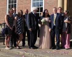 Heather, Chris, Claire, Brian, Derrick, Alda, Becky, Ian, Matthew, Jackie