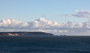 Isle of Wight, The Needles, lighthouse