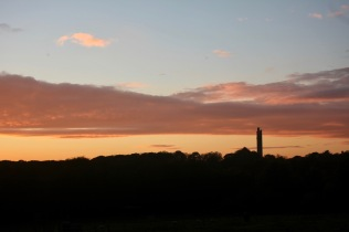 Sunset by Sway Tower